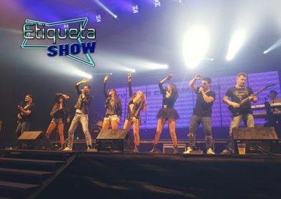 Etiqueta Show